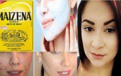 Botox caseiro de maisena para o rosto: aprenda a receita para deixar a sua pele ainda mais jovem