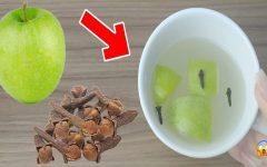 Chá de maçã verde com cravo-da-índia: desintoxica fígado, controla diabetes e eleva imunidade