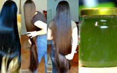 3 receitas caseiras para estimular o crescimento dos cabelos