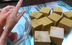 Geleia de pés de galinha: fonte pura de colágeno e 100% natural