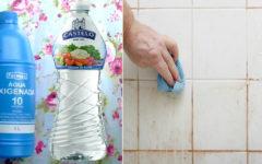Como Limpar Azulejo Sem Esforço – Mistura Mágica – Solução Forte!