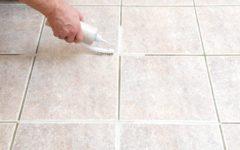 Como limpar rejunte com soluções caseiras