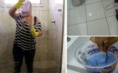 Como Eliminar manchas do box do banheiro de um jeito rápido