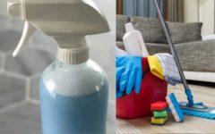 10 misturinhas caseiras para limpar a casa que evitam alergias e ajudam a economizar