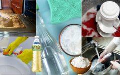 Vinagre com bicarbonato de sódio: dupla aliada na limpeza doméstica