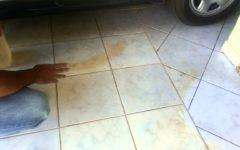 Elimine manchas dos azulejos com essa potente mistura