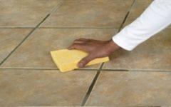 Como limpar as juntas dos azulejos e Chão de Cerâmica