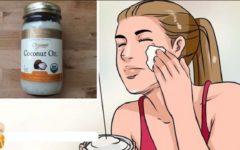 Faça este tratamento com óleo de coco e veja o que vai acontecer com suas manchas e rugas