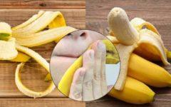 7 máscaras caseiras de casca de banana para uma pele macia e viva