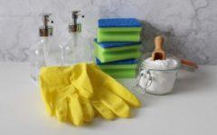 3 receitas caseiras incríveis para limpar tudo na sua casa