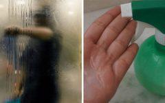 Como fazer um spray caseiro para tirar manchas do box e de gordura de panelas