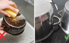 Como limpar panela de inox: confira esses métodos simples