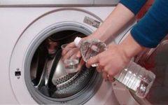 Vinagre na máquina de lavar – 6 dicas caseiras incríveis com ele.