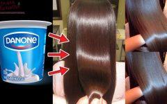 Máscara suavizante de iogurte: anti-frizz, hidrata e amacia os cabelos