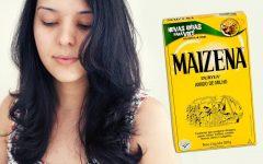5 hidratações com maisena para transformar seus cabelos. Aprenda a fazer em casa!