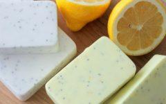 4 Receitas de sabão caseiro de limão para limpeza geral