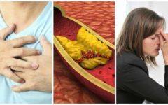 10 sintomas de colesterol alto que jamais pode ignorar