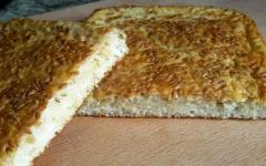 Pão para dieta: fácil de preparar e fica pronto em 20 minutos