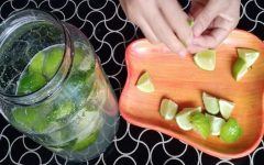 Como fazer desinfetante caseiro de casca de limão: vegano e 100% natural