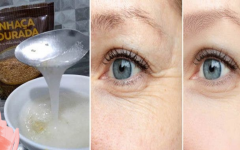 Máscara facial de gel de linhaça: elimina rugas e hidrata a pele