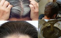 Como eliminar os cabelos brancos em 3 dias [Receitas caseiras]