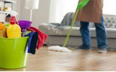 Como fazer uma limpeza caprichada nos cômodos da casa