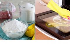 Limpe 8 eletrodomésticos de modo econômico