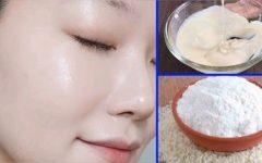 Máscara Caseira de arroz: limpa, hidrata, rejuvenesce e tira manchas