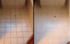 Solução natural para limpar azulejos para sempre