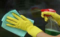 Como limpar vidros corretamente sem deixar manchas