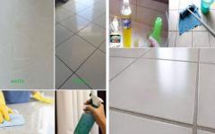 Mistura com alto poder de limpeza: segredo pra manter piso limpo