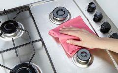 Como limpar aço inox sem riscar