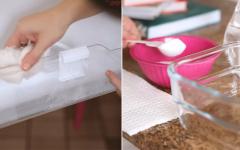 Geladeira limpa e sem cheiro ruim: receita de álcool aromatizado, truque com bicarbonato e mais dicas