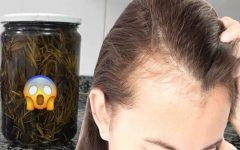 Tônico capilar de alecrim e urtiga: antiqueda, evita a oleosidade e estimula o crescimento