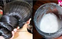 Como eliminar a queda do cabelo, fortalecer os fios, acabar com a caspa e crescer muito rápido