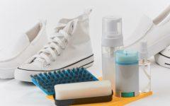 como manter os calçados como novos com produtos que você tem em casa