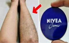 Creme de Depilação – Use NIVEA Para TER a Pele Lisinha e Sem PELOS