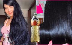 Como usar vinagre de maçã no cabelo e seus benefícios