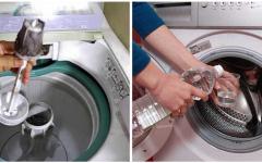 4 Dicas para limpar a máquina de lavar e mantê-la impecável