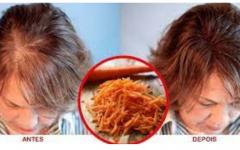 Método russo antiqueda de cabelo