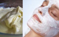 5 fantásticas máscaras de maionese para uma pele impecável