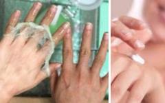 Receitas naturais para atrasar o envelhecimento das mãos
