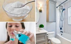 Como limpar o banheiro de forma barata e eficaz