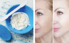 Hidratação caseira profunda na pele – antirrugas e linhas de expressão