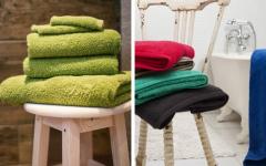 3 dicas certeiras para deixar as toalhas de banho macias novamente