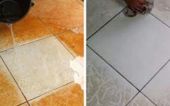 Como limpar piso encardido [Receita Caseira]