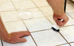 Como limpar rejunte de azulejo [Soluções caseiras]