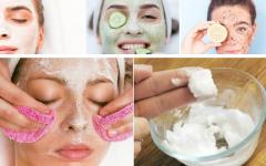 Receitas caseiras para fazer limpeza de pele