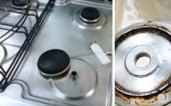 Como desentupir fogão e forno a gás