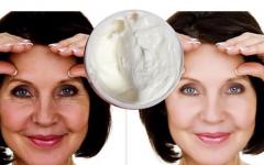 Creme antienvelhecimento caseiro para combater as rugas